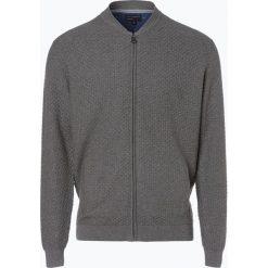 Nils Sundström - Kardigan męski, szary. Szare swetry rozpinane męskie Nils Sundström, l, eleganckie. Za 229,95 zł.