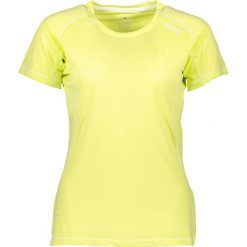 """T-shirty damskie: Koszulka funkcyjna """"Volito II"""" w kolorze żółtym"""