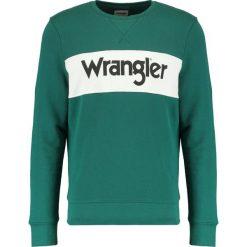 Bluzy męskie: Wrangler LOGO Bluza evergreen