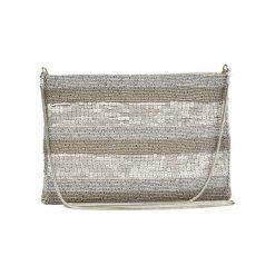 Puzderka: Kopertówka w kolorze srebrnym – (D)25 x (S)15 cm