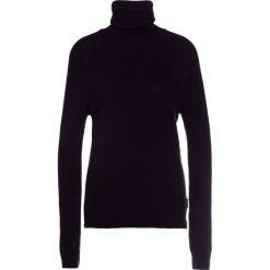 Swetry klasyczne damskie: Barbour MILL ROLL COLLAR Sweter black
