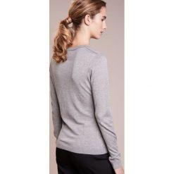 Odzież: BOSS CASUAL ICUBA Sweter medium grey