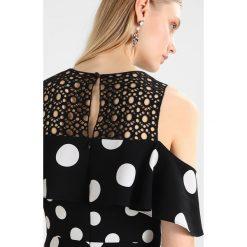 Sukienki hiszpanki: Karen Millen DOT COLLECTION Sukienka letnia black/white