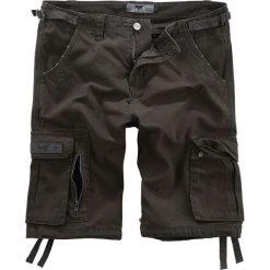 Spodenki i szorty męskie: Black Premium by EMP Army Vintage Shorts Krótkie spodenki Vintage brązowy