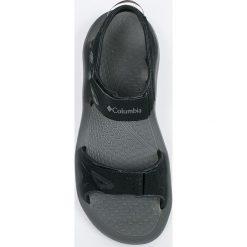 Columbia - Sandały Techsun. Szare sandały męskie marki Columbia, z dzianiny. W wyprzedaży za 159,90 zł.