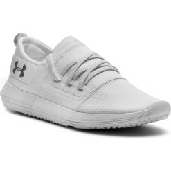 Buty UNDER ARMOUR - Ua Adapt 3020340-104 Wht. Białe buty fitness męskie marki Under Armour, z materiału. W wyprzedaży za 209,00 zł.