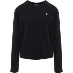 Polo Ralph Lauren Bluza black. Czarne bluzy rozpinane damskie Polo Ralph Lauren, xl, z bawełny. Za 509,00 zł.