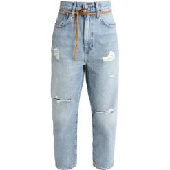 Levi's® Made & Crafted LMC BARREL Jeansy Straight Leg lmc off road. Szare jeansy damskie Levi's® Made & Crafted. Za 499,00 zł.