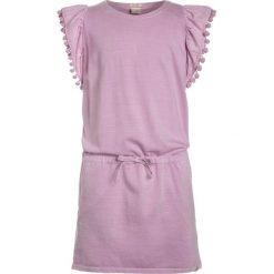 Sukienki dziewczęce z falbanami: Scotch R'Belle DRESS WITH RUFFLES & POMPOMS Sukienka z dżerseju tutti frutti