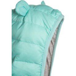 GAP TAOBAO BABY Kurtka puchowa fresh mint. Niebieskie kurtki dziewczęce przeciwdeszczowe GAP, na zimę, z materiału. W wyprzedaży za 174,85 zł.