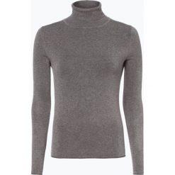Golfy damskie: Comma – Sweter damski, beżowy
