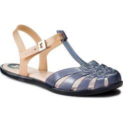 Rzymianki damskie: Sandały ZAXY – Dream Sandal Fem 81783 Blue/Nude 90227 U285048 02064