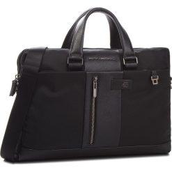 Torba na laptopa PIQUADRO - CA3339BR N. Czarne torby na laptopa marki Piquadro, z materiału. Za 1169,00 zł.