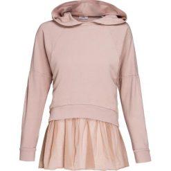 Bluzy rozpinane damskie: Bluza DEHA DANCE Różowy