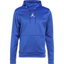 Bejsbolówki męskie: Jordan 23 ALPHA THERMA HOODIE Bluza z kapturem blue