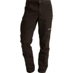 Chinosy męskie: Berghaus FAST HIKE Spodnie materiałowe black