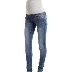 MAMALICIOUS MLGOLDEN Jeansy Slim Fit light blue denim. Niebieskie jeansy damskie MAMALICIOUS. Za 259,00 zł.