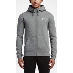 Bluza Nike NSW Hoodie Fleece Club (804389-063). Szare bluzy męskie marki Nike, m, z bawełny. Za 199,99 zł.