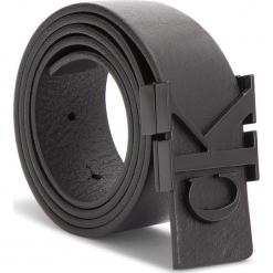 Pasek Damski CALVIN KLEIN JEANS - J 3Cm Mono Leather B K60K604771 001. Czarne paski damskie Calvin Klein Jeans, w paski, z jeansu. Za 249,00 zł.