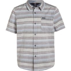 Volcom CLOCKWORK Koszula ash/blue. Niebieskie bluzki dziewczęce bawełniane marki Volcom. W wyprzedaży za 160,30 zł.