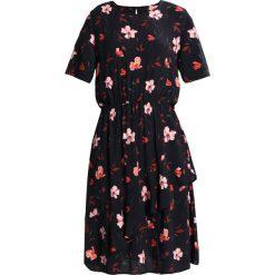 Sukienki hiszpanki: JUST FEMALE OLIVIA DRESS Sukienka letnia dark blue