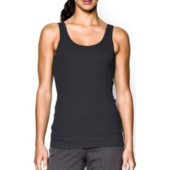 Under Armour Koszulka damska Double Threat Tank Under Armour Black r. S (1253915001). Bralety Under Armour, s. Za 78,00 zł.