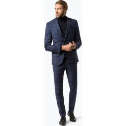 Finshley & Harding London - Garnitur męski, niebieski. Niebieskie garnitury Finshley & Harding London, w kratkę. Za 899,95 zł.