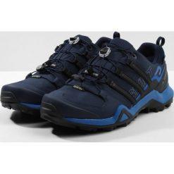 Adidas Performance TERREX SWIFT R2 GTX Obuwie do biegania Szlak conavy/black/blue. Niebieskie buty do biegania męskie adidas Performance, z materiału. W wyprzedaży za 486,75 zł.