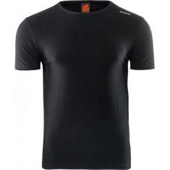 T-shirty męskie: IGUANA Koszulka męska T-SHIRT MIDOR czarna r. M
