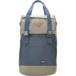 Plecaki męskie: Plecak w kolorze niebiesko-szarym – 33 x 56 x 18 cm