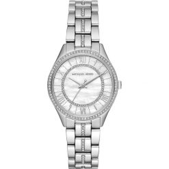 Zegarek MICHAEL KORS - Lauryn MK3900  Silver/Silver. Szare zegarki damskie Michael Kors. Za 1295,00 zł.