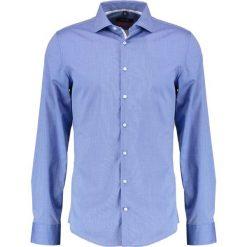 Koszule męskie na spinki: Seidensticker SLIM FIT SPREAD KENT PATCH Koszula biznesowa blau