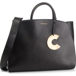 Torebka COCCINELLE - DB5 Concrete E1 DB5 18 02 01 Noir 001. Czarne torebki klasyczne damskie Coccinelle, ze skóry. Za 1849,90 zł.
