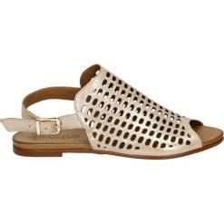 Sandały damskie: Sandały – 17621 F ROSE