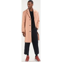 Płaszcze na zamek męskie: Topman OVERSIZE SINGLE BREAST   Płaszcz wełniany /Płaszcz klasyczny pink