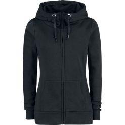 Black Premium by EMP Freaking Out Loud Bluza z kapturem rozpinana damska czarny. Czarne bluzy rozpinane damskie marki Black Premium by EMP, xl, z poliesteru. Za 184,90 zł.
