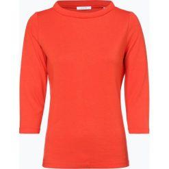 Opus - Damska koszulka z długim rękawem – Selima, pomarańczowy. Brązowe t-shirty damskie Opus. Za 179,95 zł.