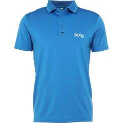 BOSS ATHLEISURE PAULETECH PRO Koszulka sportowa bright blue. Niebieskie koszulki sportowe męskie marki BOSS Athleisure, m. Za 419,00 zł.