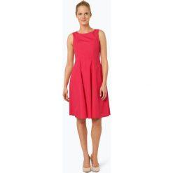 Marc O'Polo - Sukienka damska, różowy. Czerwone sukienki letnie marki Marc O'Polo, z bawełny, polo. Za 619,95 zł.