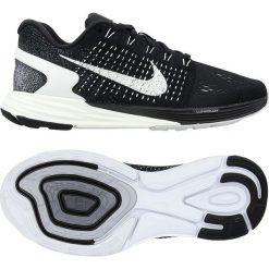 Nike Buty damskie Lunarglide 7  czarne r. 36 (747356 001). Szare buty sportowe męskie marki Nike. Za 166,15 zł.