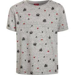 T-shirty chłopięce z nadrukiem: Scotch R'Belle FELIX SLEEVE  Tshirt z nadrukiem grey