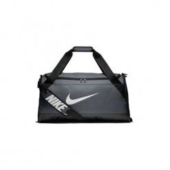 Torby sportowe Nike  BA5334  Brasilia (Medium) Training Duffel Bag. Szare torby podróżne Nike. Za 155,23 zł.
