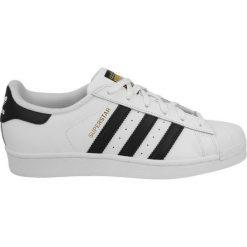 Buciki niemowlęce: Adidas Buty dziecięce Superstar białe r. 38 (C77154)