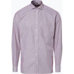 Koszule męskie na spinki: Eterna Modern Fit – Koszula męska niewymagająca prasowania, czerwony
