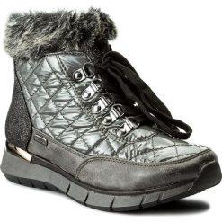 Buty zimowe damskie: Śniegowce MARCO TOZZI – 2-26282-39 Dk.Grey Comb 225