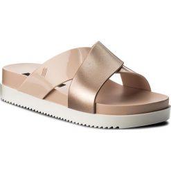 Chodaki damskie: Klapki MELISSA - Cosmic II Ad 32295  Pink/White 50522