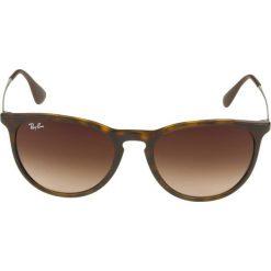 RayBan ERIKA Okulary przeciwsłoneczne braun. Brązowe okulary przeciwsłoneczne damskie lenonki marki Ray-Ban. Za 489,00 zł.