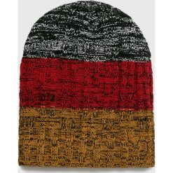 Medicine - Czapka Under The City. Brązowe czapki zimowe męskie MEDICINE, na zimę, z dzianiny. Za 49,90 zł.