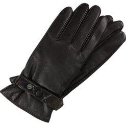 Rękawiczki damskie: Barbour Rękawiczki pięciopalcowe brown