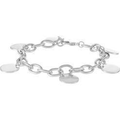 Biżuteria i zegarki: SNÖ of Sweden STAY CHARM Bransoletka silvercoloured